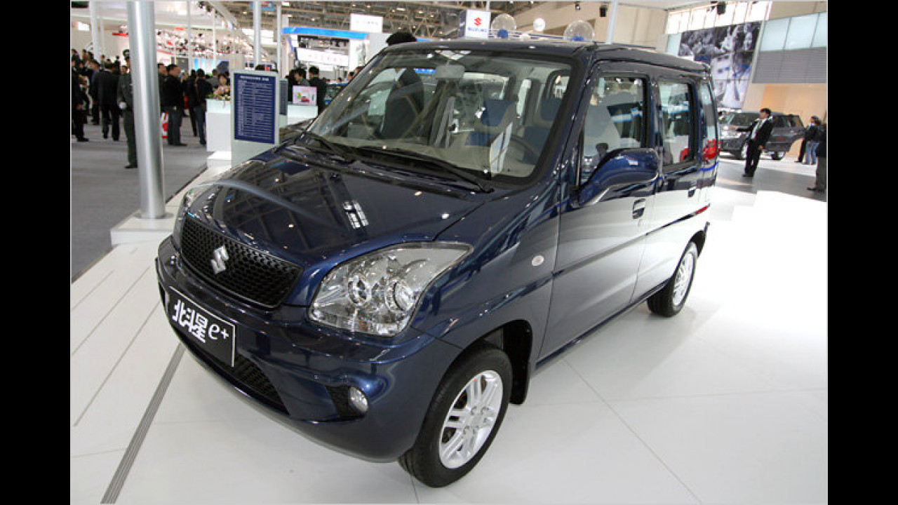 Suzuki Bei Dou Xing e+