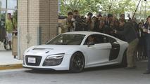 Audi R8 e-tron from Iron Man 3