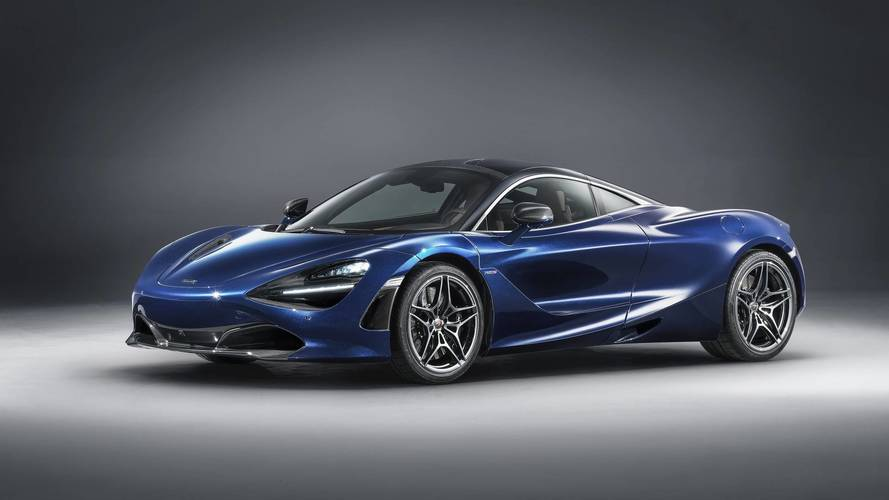McLaren 720S Atlantic Blue By MSO Is One Of One