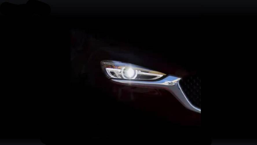 Mazda Teaser Suggests Something Big Coming For New York Auto Show