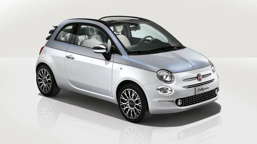 Fiat 500C Collezione yakında Türkiye'de