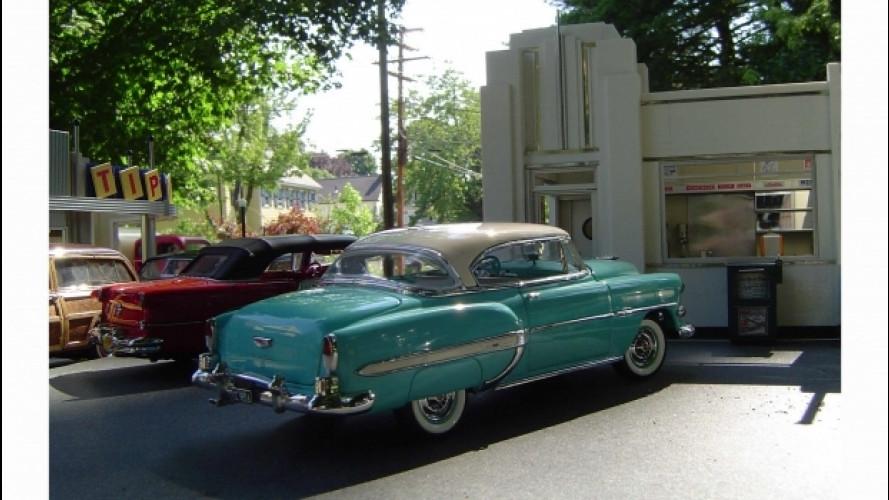 Le incredibili auto di Elgin Park, la città che non esiste