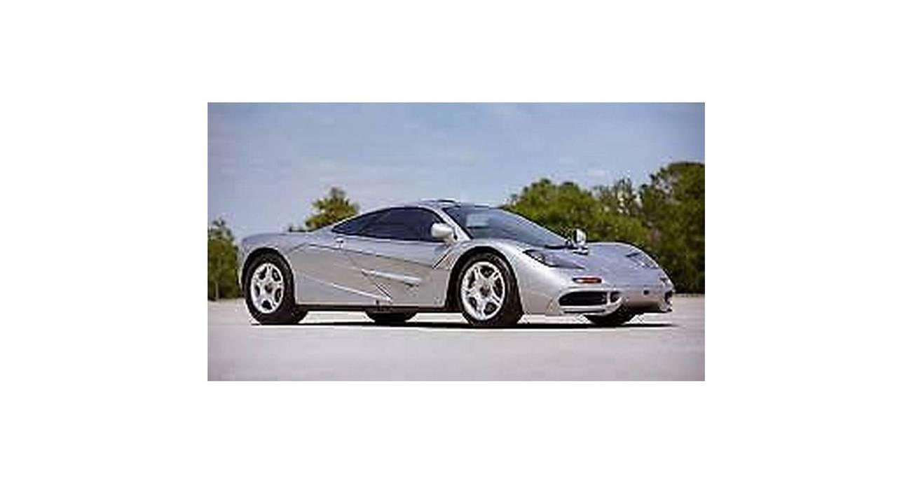 McLaren F1 for sale