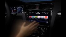 Volkswagen Golf restyling, la tecnologia di bordo 005