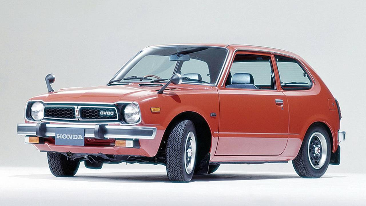 Honda Civic (1972-1979)