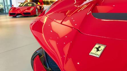 The origin of Ferrari's prancing horse