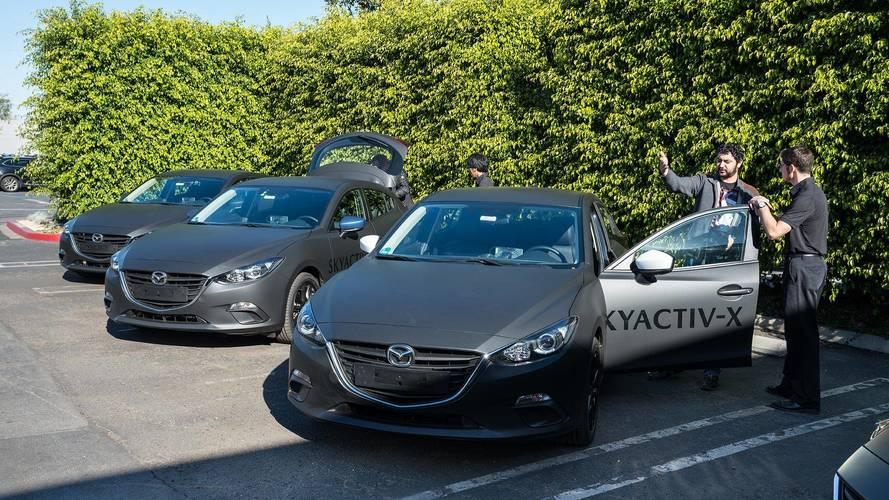 Mazda SkyActiv-X Prototipi: İlk Sürüş