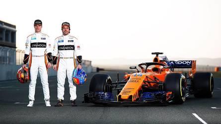 McLaren presenta su nuevo coche, el MCL33, retornando al naranja papaya