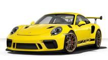 Porsche 911 GT3 RS Colors