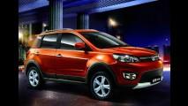 Great Wall apresenta o novo SUV Haval M4