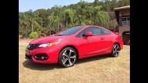 Honda Civic Si retorna ao Brasil como cupê por R$ 119,9 mil