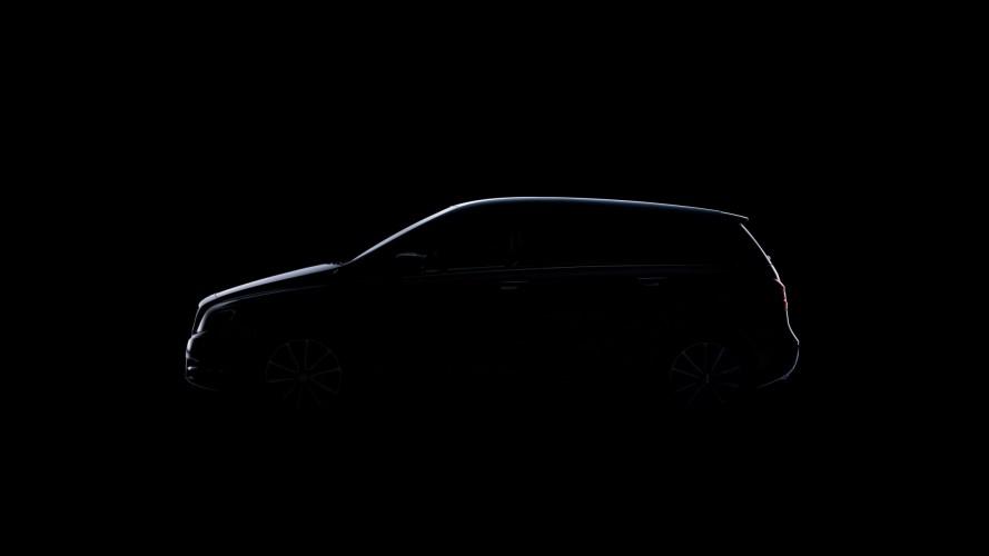 Mercedes-Benz divulga teaser e novas informações sobre o Classe B 2012
