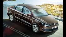 VW atualiza novo Polo Sedan, que seria bem-vindo no Brasil