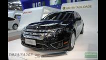 Salão do Automóvel: Ford lança o Fusion Híbrido no Brasil por R$ 133.900
