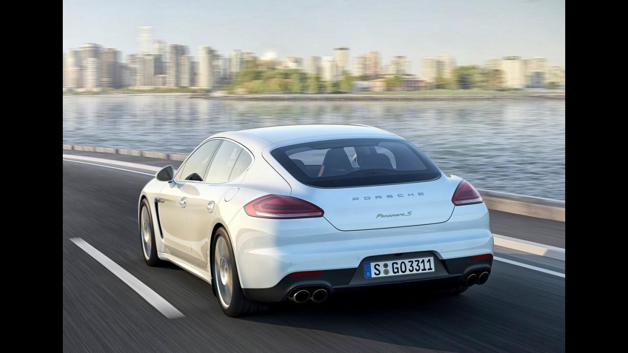 Porsche considera modelo menor que o Panamera para brigar com Série 5 e Classe E