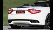 Maserati GranCabrio ganha preparação da Novitec