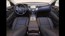 Hyundai inicia vendas do sedã de luxo Equus no Brasil ao preço de R$ 320.000