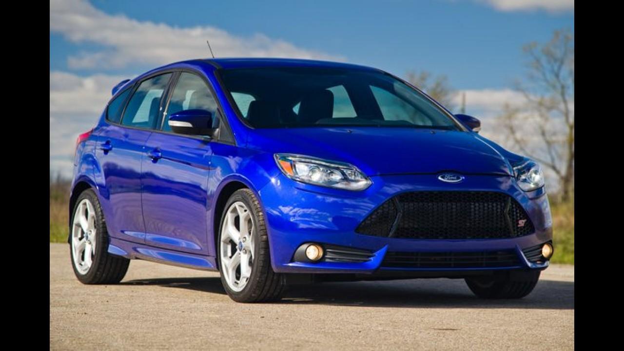 Vendas globais: Focus foi o mais vendido no 1º semestre; Fiesta liderou entre os subcompactos