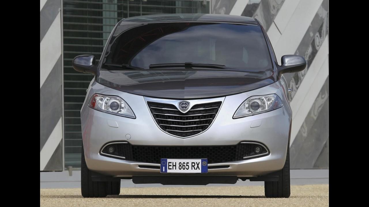 Itália, julho: Tríplice liderança para a Fiat em mais um mês de queda nas vendas