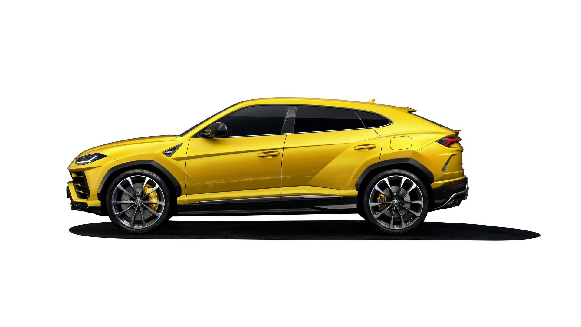 Urus Lamborghini >> Lamborghini Urus revealed