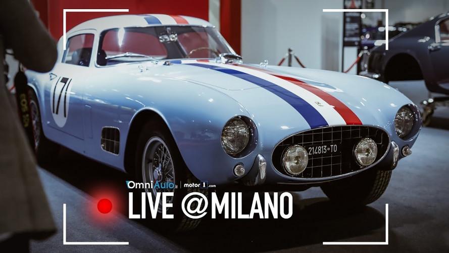 Ferrari Classiche, così tornano in vita le Rosse di Maranello