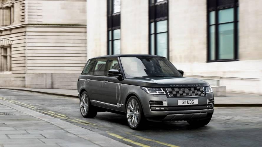 Jaguar Land Rover L.A. Auto Show