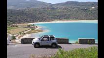 """Citroen E-Mehari """"elettrizza"""" Pantelleria"""
