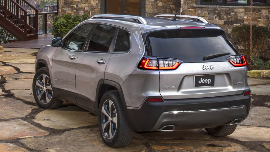 Jeep Cherokee Facelift enthüllt