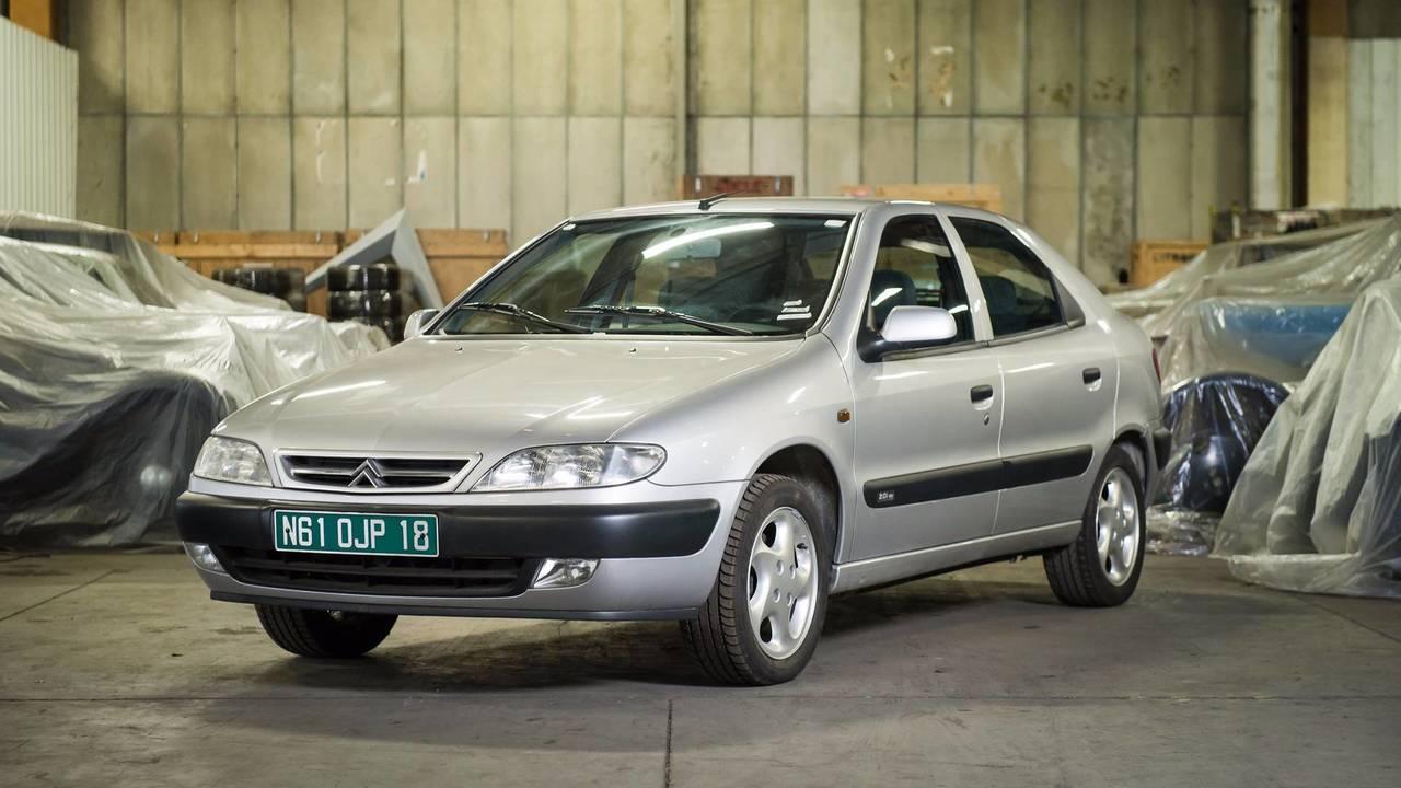 1997 Citroën Xsara Berline 2.0 L Phase 1
