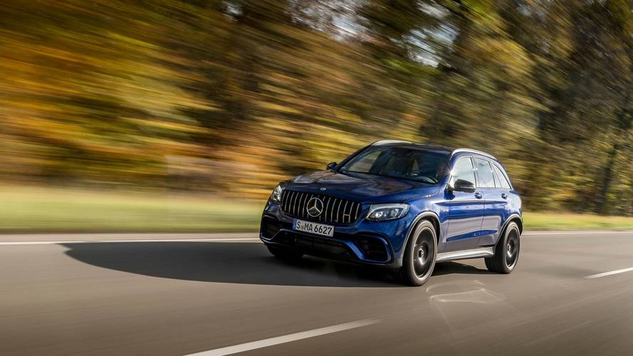 2017 Mercedes-AMG GLC 63 first drive: Raucous, refined, pointless