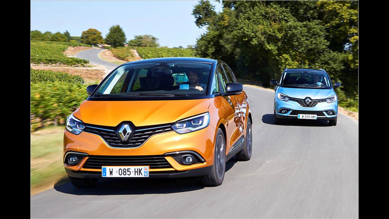 Neue Motoren bei Renault