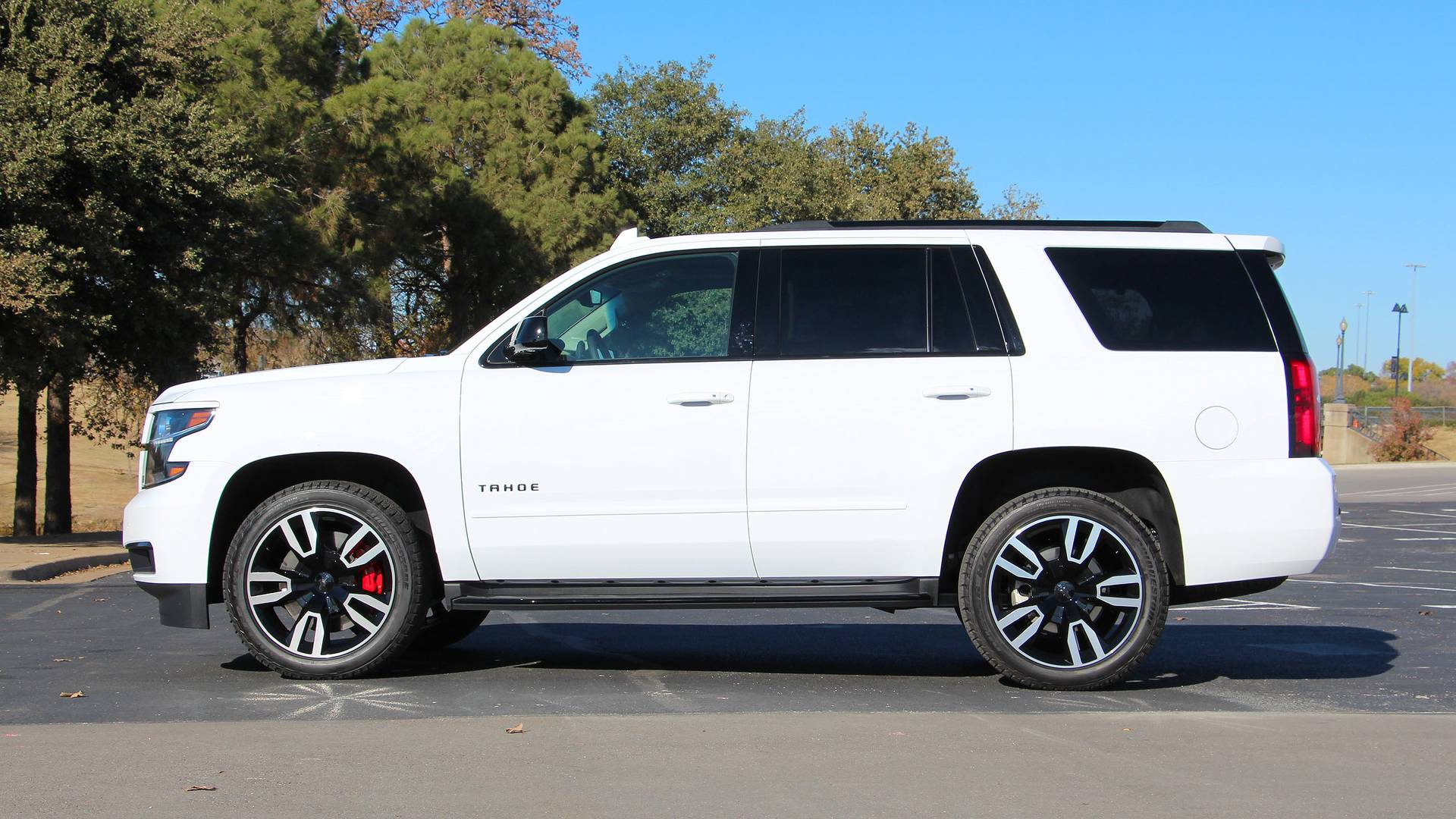 VWVortex.com - 2018 Chevrolet Tahoe RST special edition ...