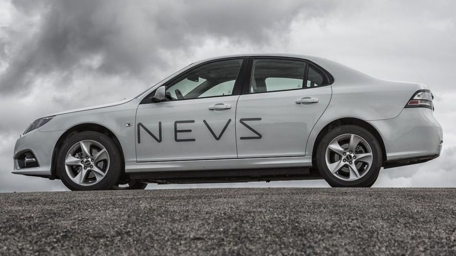Saab 9-3 not dead yet as NEVS gets China approval to build EVs
