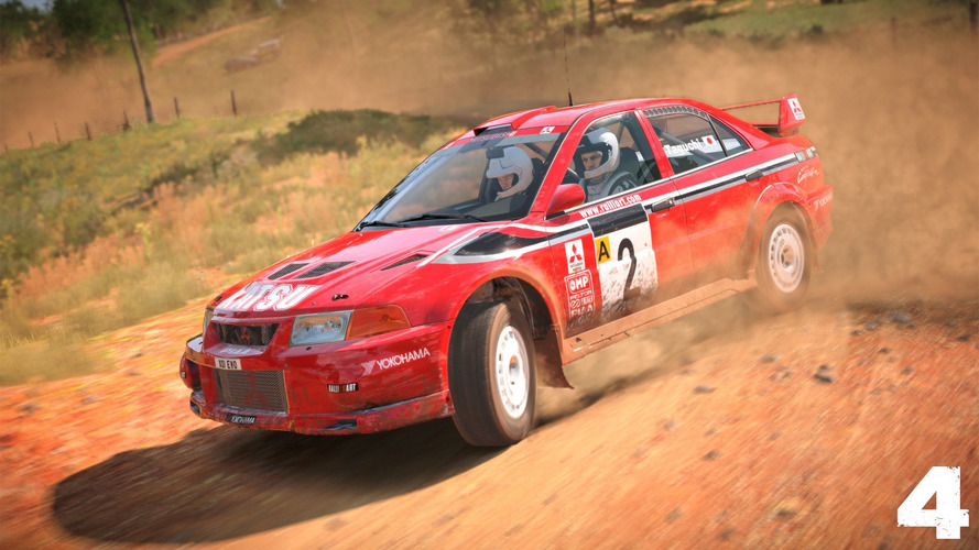 DiRT 4 coming to consoles and PC in June