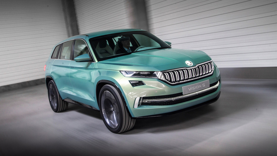 Skoda EV concept confirmed for Auto Shanghai