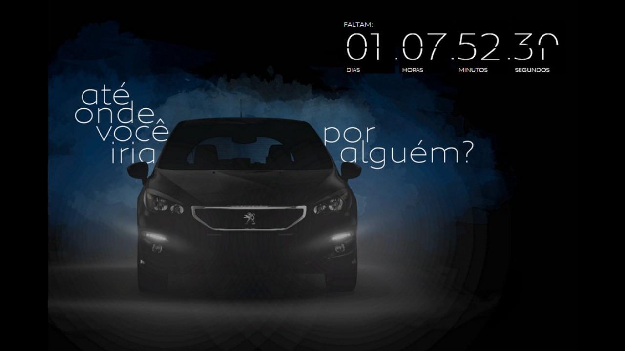 """Peugeot 308 2016 """"Mercosul"""" ganha site com contagem regressiva para o lançamento"""