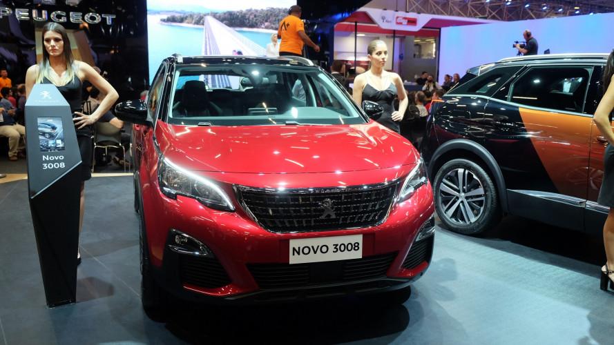 Salão do Automóvel: agora um SUV arrojado, novo Peugeot 3008 chega em 2017