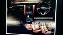 Novo Toyota Hilux SW4 2016: flagra revela o visual completo