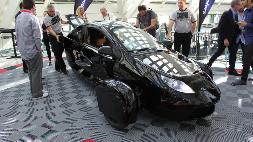 Elio E1c concept brings the three-wheeler closer to production