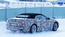 Yeni jenerasyon BMW 6 Serisi Convertible casus fotoğrafı