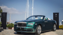 2016 Rolls-Royce Dusk until Dawn at Porto Cervo