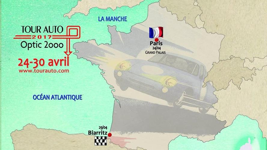 VIDÉO - Découvrez le parcours du Tour Auto 2017