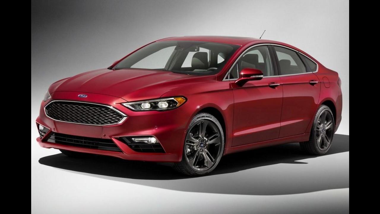 Apesar do prejuízo no Brasil, Ford alcança lucro global recorde no trimestre