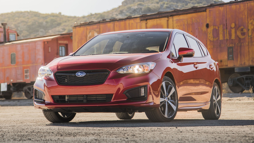 Subaru Recalls 37k Imprezas For Stalling