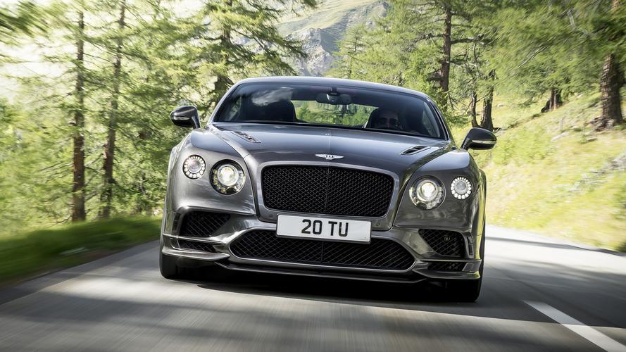Bentley attire toujours plus de clients !