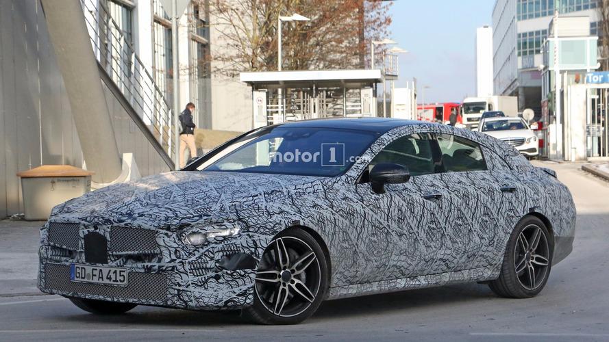La nouvelle Mercedes CLS n'aura pas le droit au V8 AMG