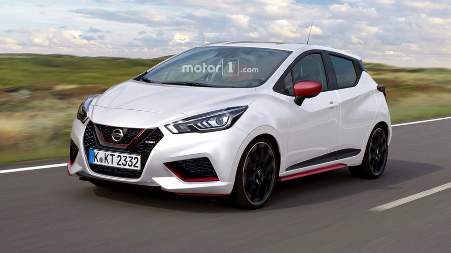 Nissan Micra Nismo is the hot hatch we want