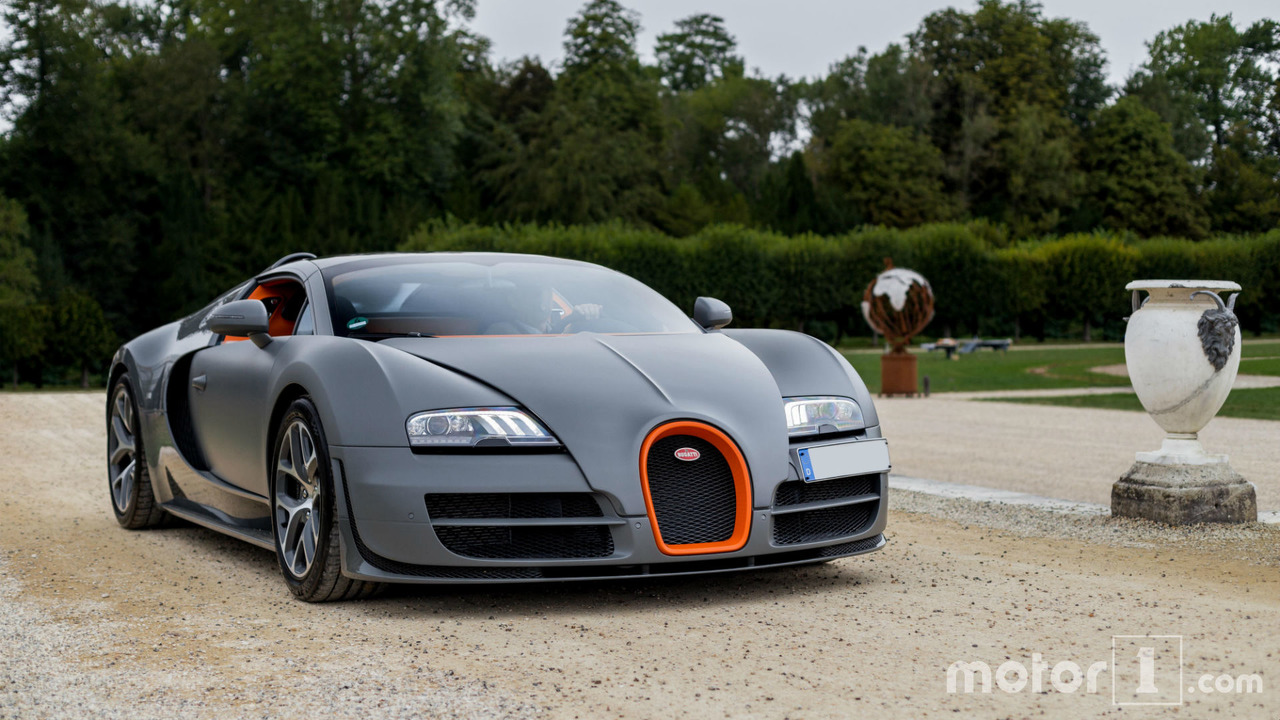 KVC Bugatti à Chantilly