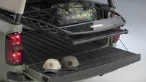 Chevy Colorado Z71 Hurley concept
