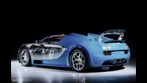 Bugatti Veyron Grand Sport Vitesse Legend Meo Constantini Special Edition